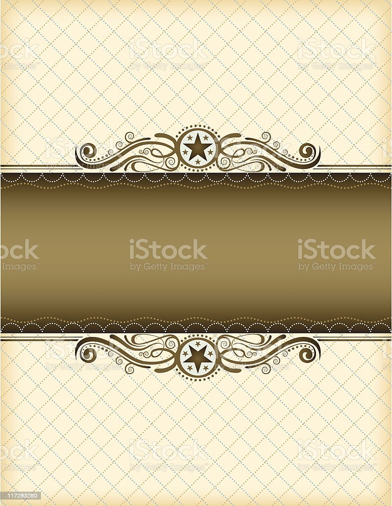Cream Chesterfield Frame royalty-free cream chesterfield frame stock vector art & more images of backgrounds