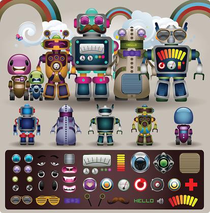 Create a Robot