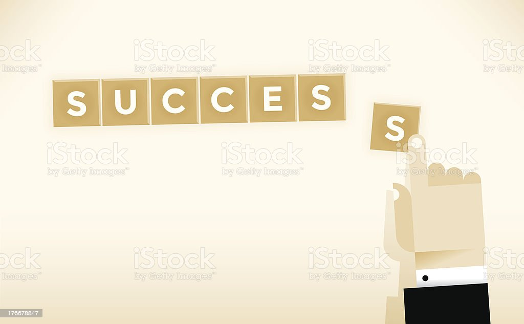 Creating Success royalty-free creating success stock vector art & more images of abstract