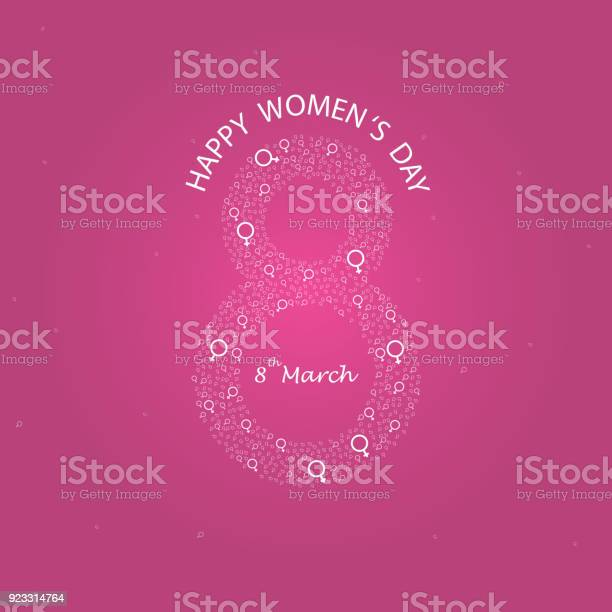 Creative 8 march vector design with international womens day day vector id923314764?b=1&k=6&m=923314764&s=612x612&h=vttutkfun5sqlfcihbtchos 8pqmipmas28ptxoai c=