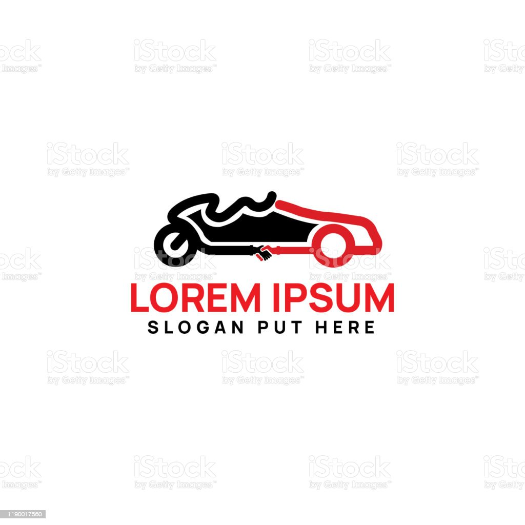 Creative And Modern Auto Mobile Services Logo Design Template Vector Eps Stock Illustration Download Image Now Istock