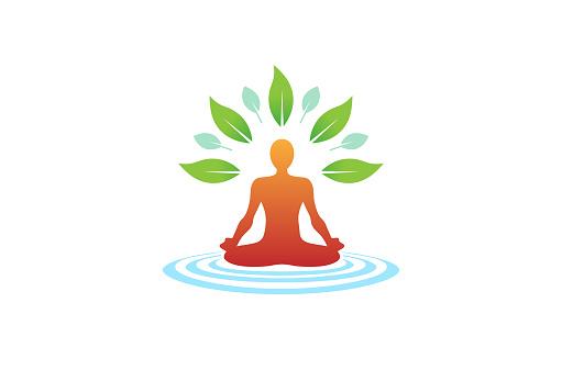 Creative Body Yoga Meditation Wellness icon,