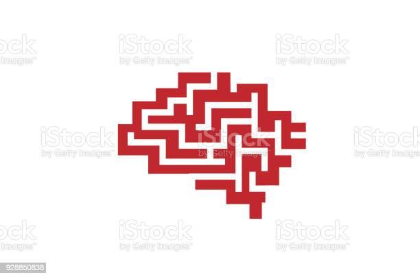 Creative brain maze symbol vector id928850838?b=1&k=6&m=928850838&s=612x612&h=2jog0njit5tsr0lltg0knadqkkedakao batkklqrxi=
