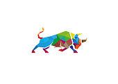 Creative Buffalo Logo
