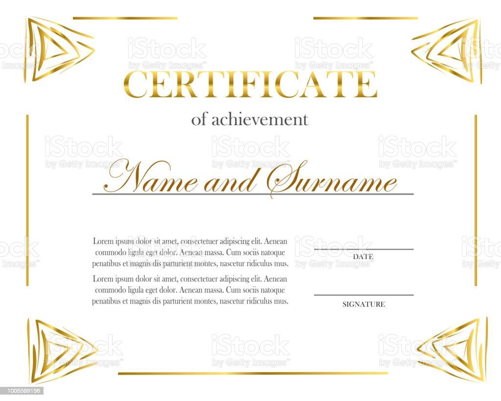 Creative Certificate Diploma Frame For Diploma Certificate