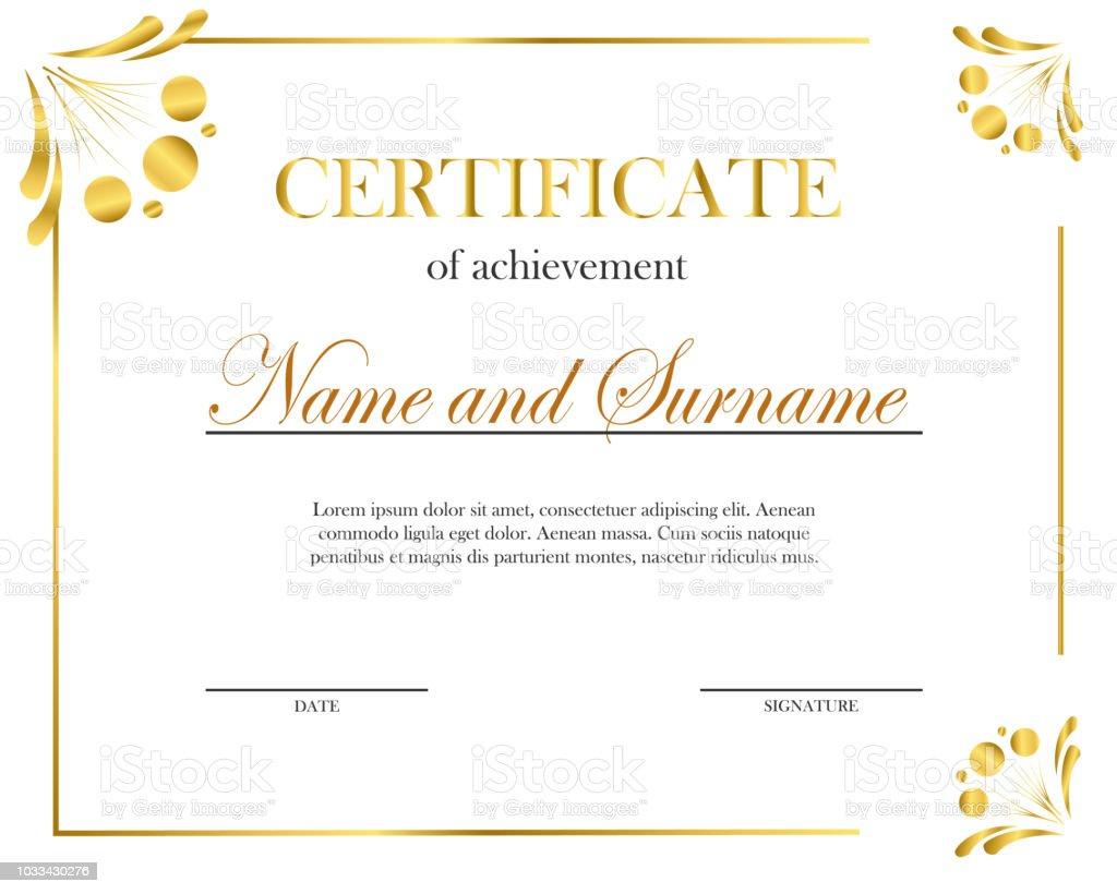 Kreative Zertifikat Diplom Rahmen Für Diplom Zertifikat ...