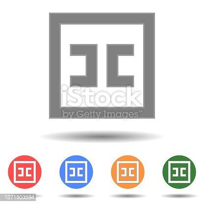 istock CC Creative Commons icon vector 1271503594