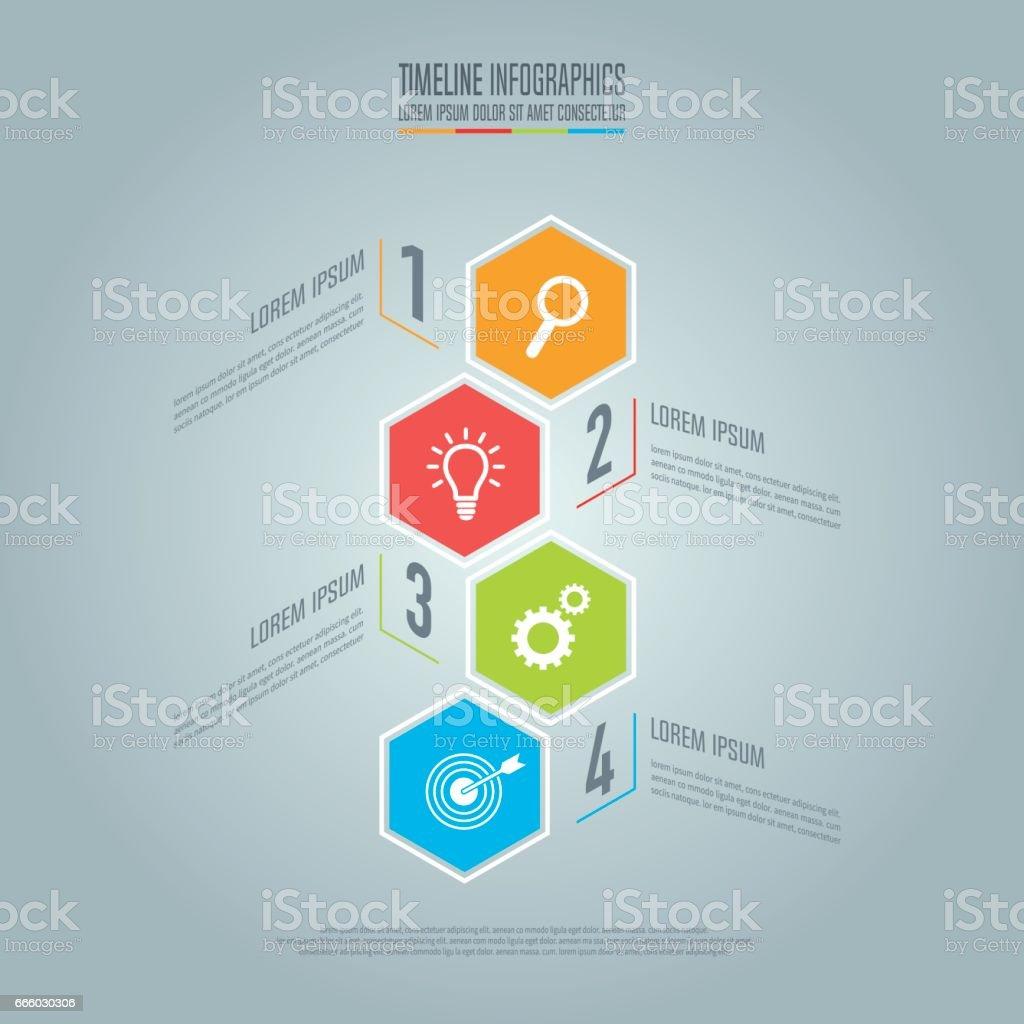 creative timeline design