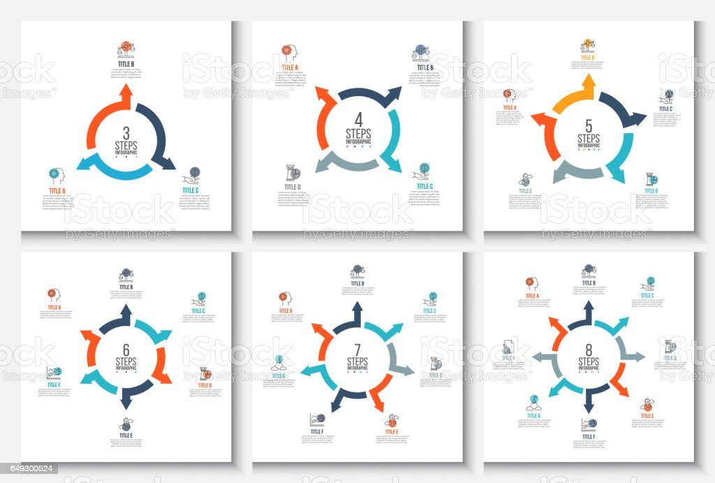Creative concept for infographic. royalty-free creative concept for infographic stock illustration - download image now