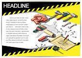 Creative construction  Template Flyer Brochure Vector Paper Design Template