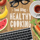 Creative cooking, food blog, healthy cooking