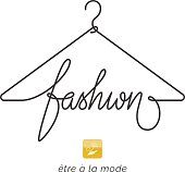 Creative fashion icon design