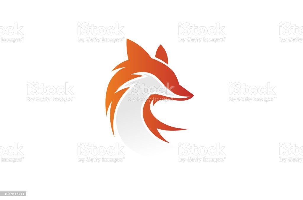 creative fox head logo stock illustration download image now istock creative fox head logo stock illustration download image now istock