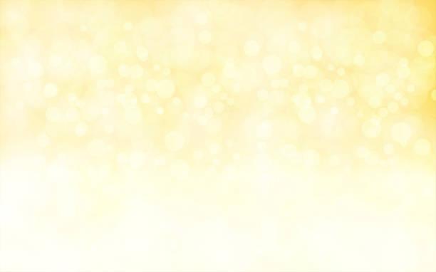 eine kreative glitzernde weihnachten goldgrund. vektor-illustration - pastellgelb stock-grafiken, -clipart, -cartoons und -symbole