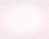 A creative glittery lit pink Christmas background. vector Illustration