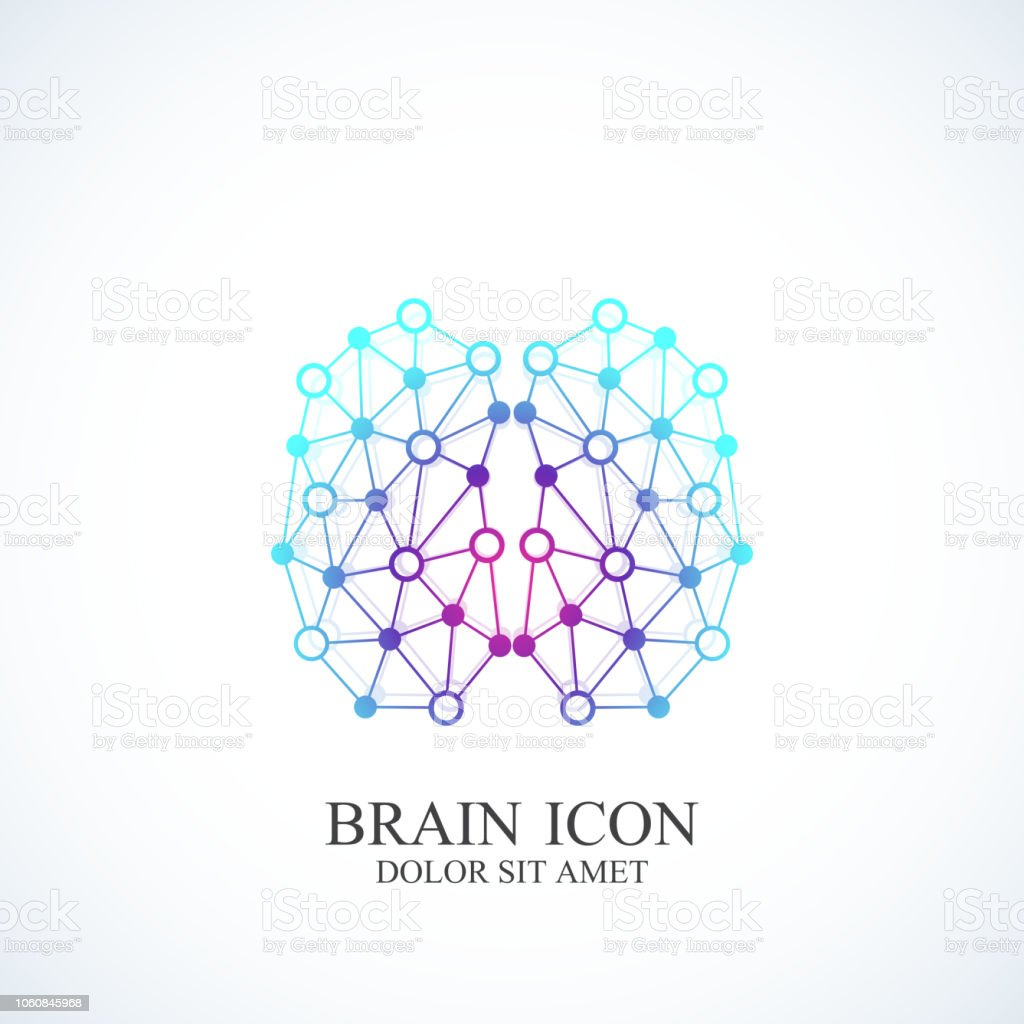 Creative Idea Concept Design Brain Logotype Vector Icon Artificial Intelligence Brain Logo Concept Immagini Vettoriali Stock E Altre Immagini Di Analizzare Istock