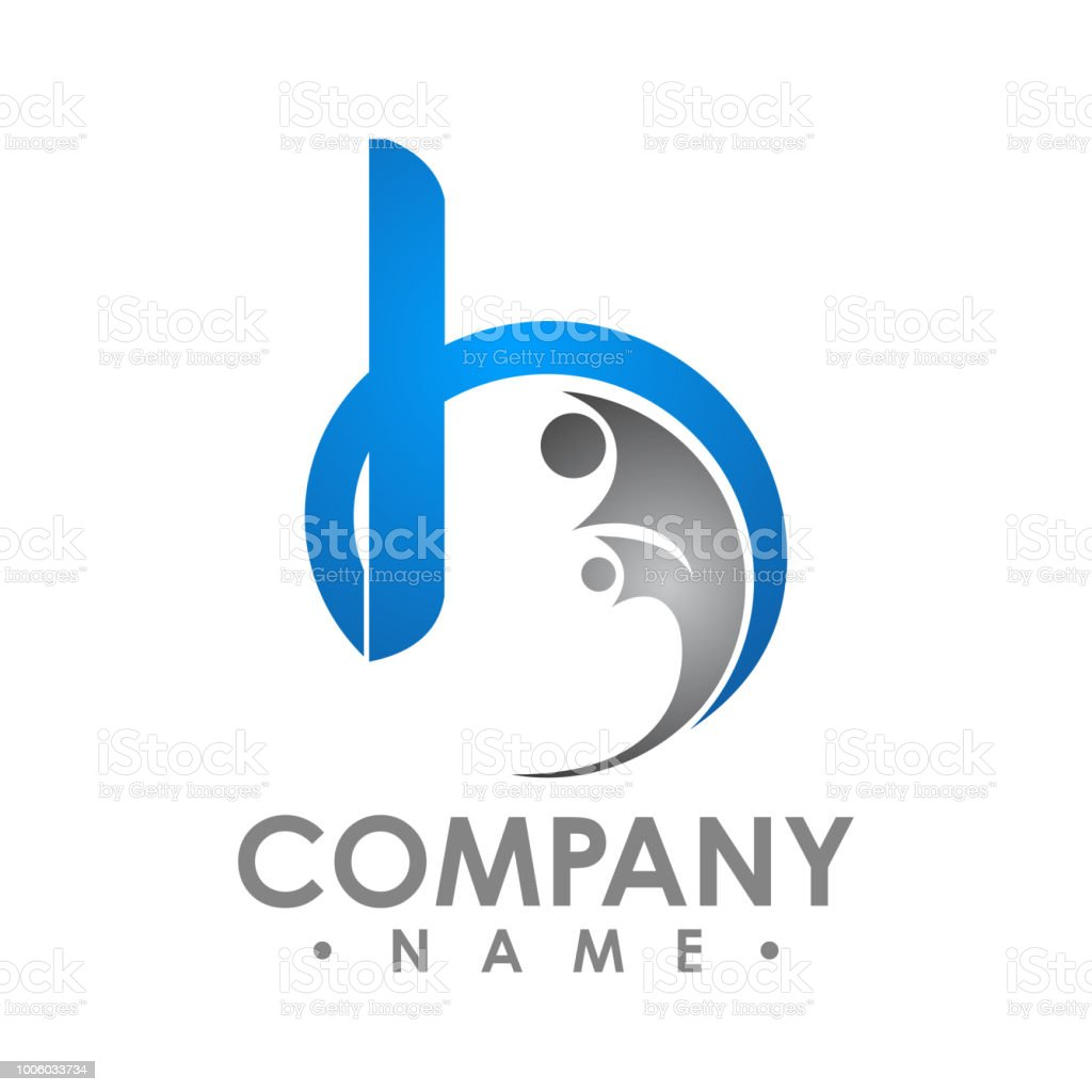 Creative letter b logo abstract business logo design template modern creative letter b logo abstract business logo design template modern letter b logo template flashek Images