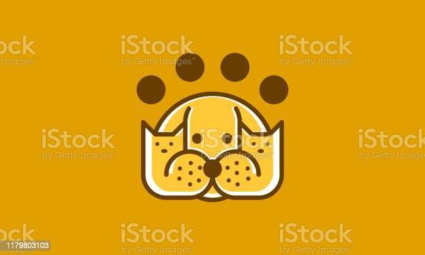Creative pet shop logo illustration vector id1179803103?b=1&k=6&m=1179803103&s=612x612&h=bio5acgdh7e 7yutr9ny93sxmwblklvtazmiypqsxvk=