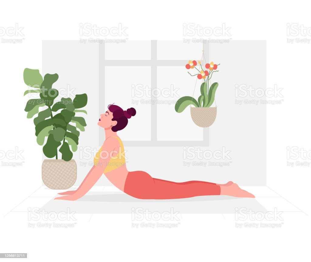 Creative Poster Design With Illustration Of Woman Doing Yoga For Yoga Day Celebration Stock Illustration Download Image Now Istock