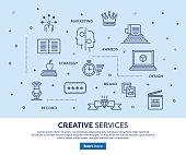 Creative Services Concept