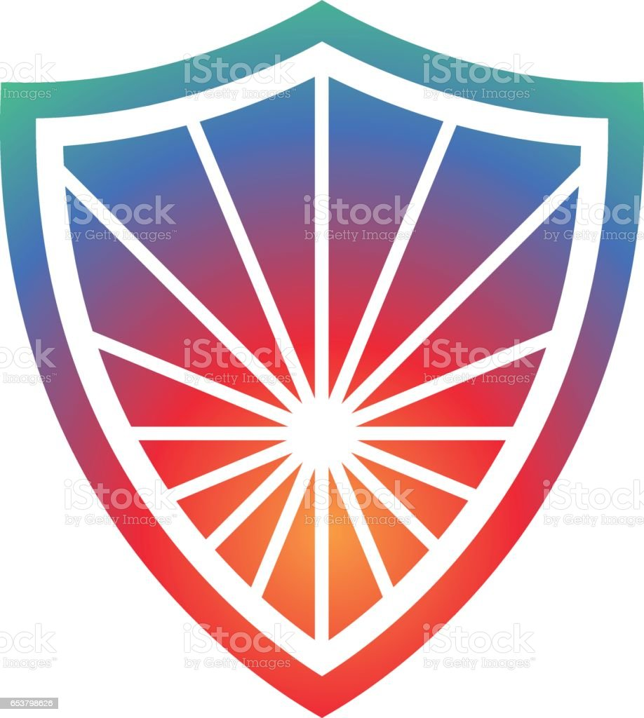 Creative Shield, Security Technology, Safety Symbol