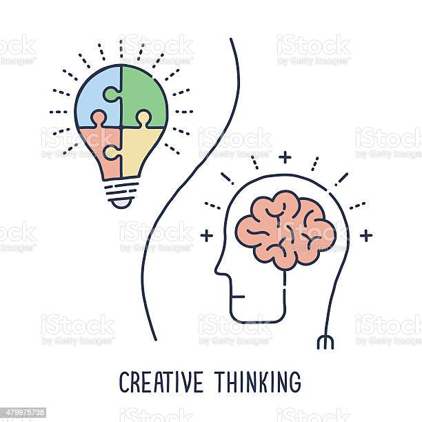 Creative thinking symbol vector id479975738?b=1&k=6&m=479975738&s=612x612&h=23meetgjk4pwr3nl vlhunvdtmwzakq6wzclug1j6e8=
