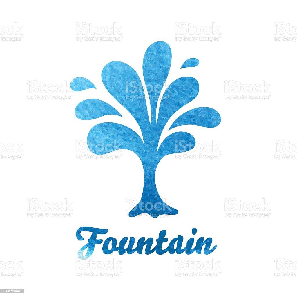 Creative árvore de vetor logotipo modelo de design - ilustração de arte em vetor