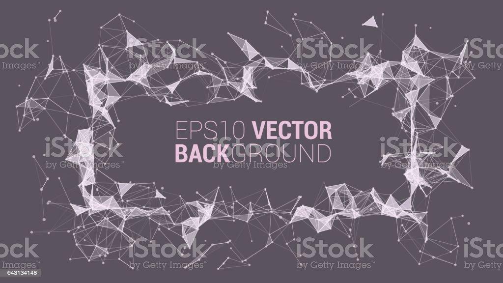 Marco Creativo Triángulo - Arte vectorial de stock y más imágenes de ...