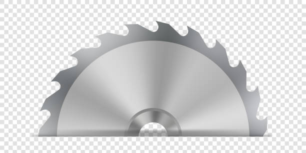 Creative vector illustration of circular saw blade for wood, metal work with welding metal fire sparks isolated on transparent background. Art design template. Abstract concept graphic weld element Creative vector illustration of circular saw blade for wood, metal work with welding metal fire sparks isolated on transparent background. Art design template. Abstract concept graphic weld element. blade stock illustrations