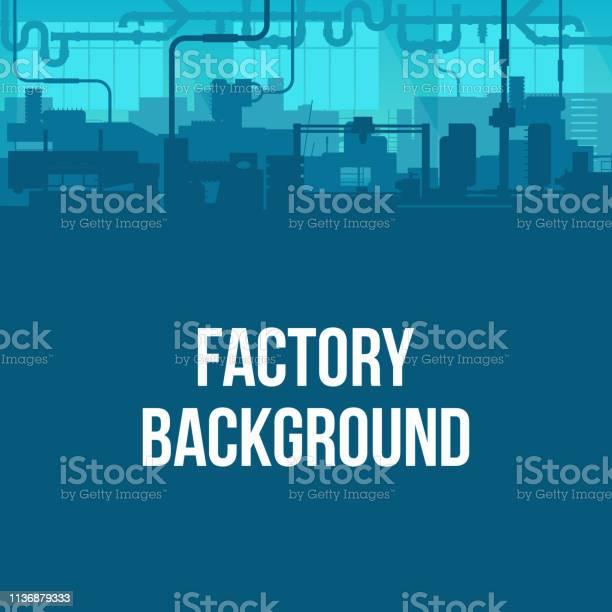 Creative vector illustration of factory line manufacturing industrial vector id1136879333?b=1&k=6&m=1136879333&s=612x612&h=jzvyfqbwgu4zfwgd lsn2bedxz1r5ls lvyufyko3jc=