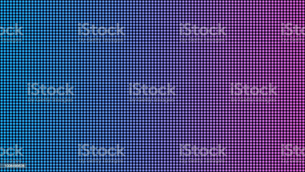 Creative vector illustration of led screen macro texture isolated on transparent background. Art design rgb diode seamless pattern. Abstract concept graphic television projection display element creative vector illustration of led screen macro texture isolated on transparent background art design rgb diode seamless pattern abstract concept graphic television projection display element - immagini vettoriali stock e altre immagini di attrezzatura royalty-free