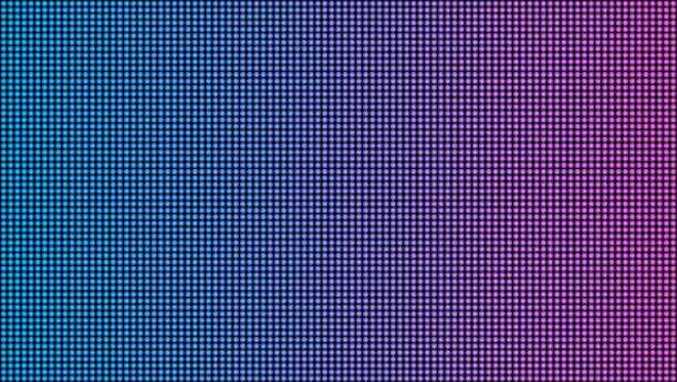 creative vector illustration of led screen macro texture isolated on transparent background. art design rgb diode seamless pattern. abstract concept graphic television projection display element - крупный план stock illustrations