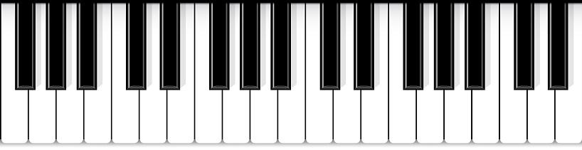 Piyano Tuşları Yaratıcı Vektör Illustration Sanat Tasarım Caz Canlı Konser Müzik Arka Plan Soyut Kavram Grafik Öğesi Afiş El Ilanı Broşür Veya Davet Şablonu Stok Vektör Sanatı & Akustik Müzik'nin Daha Fazla Görseli