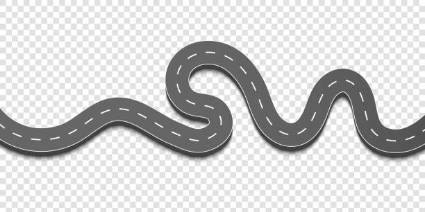 Best Winding Path Illustrations, Royalty-Free Vector ...