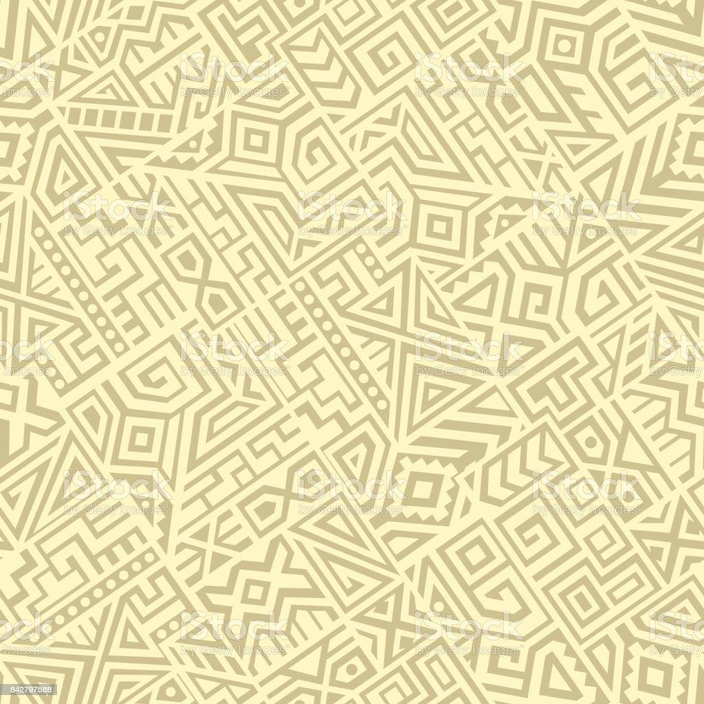 Patrón transparente de Vector creativo - ilustración de arte vectorial