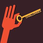 creative write challenge concept
