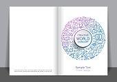 istock Creativity Cover design 868185078