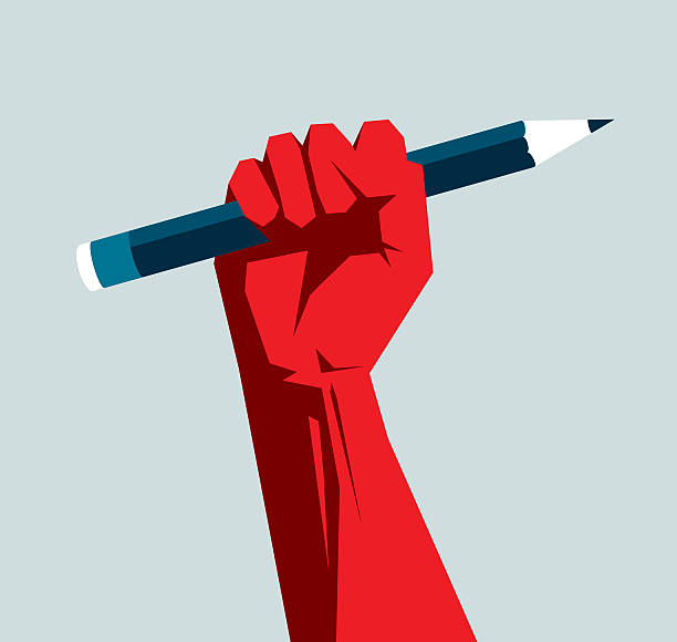 Creativity vector art illustration