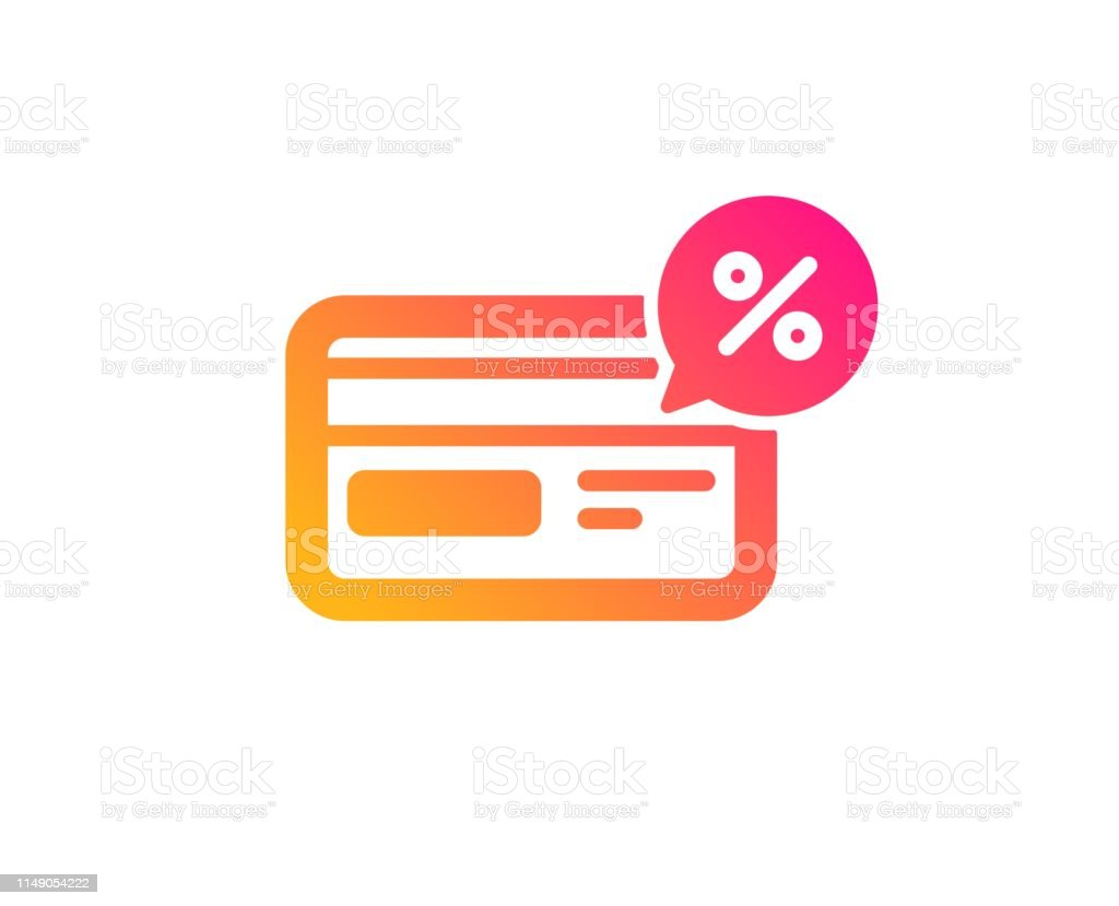credit card icon cashback service vector stock illustration download image now istock https www istockphoto com vector credit card icon cashback service vector gm1149054222 310521274