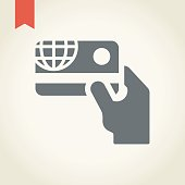 istock Credit Card Icon 649546524