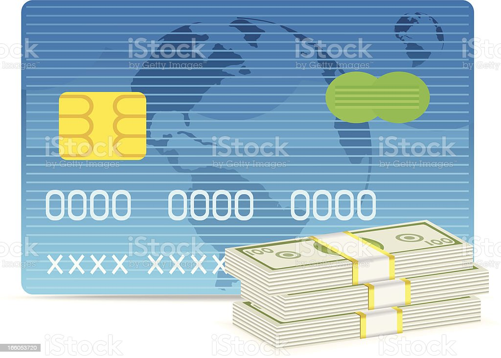 Credit Card Payment royalty-free credit card payment stock vector art & more images of banking