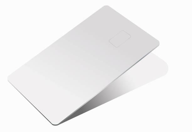 credit card realistic mockup - credit card stock illustrations
