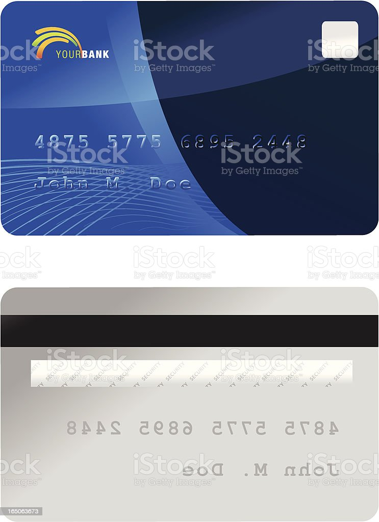 Credit Card royalty-free credit card stock vector art & more images of business