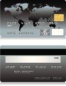 Realistic credit card