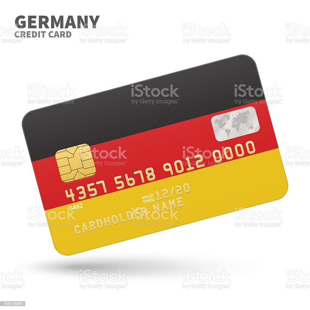 Как получить в германии кредитную карту как получить парковочную карту в москве