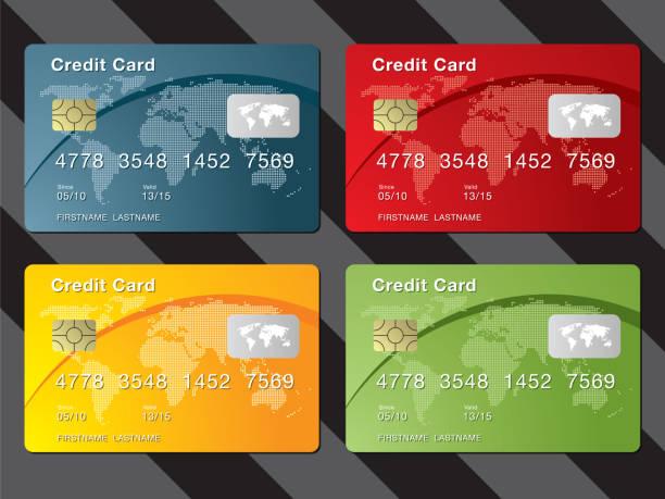 クレジットカードをご利用いただけます。 - クレジットカード点のイラスト素材/クリップアート素材/マンガ素材/アイコン素材