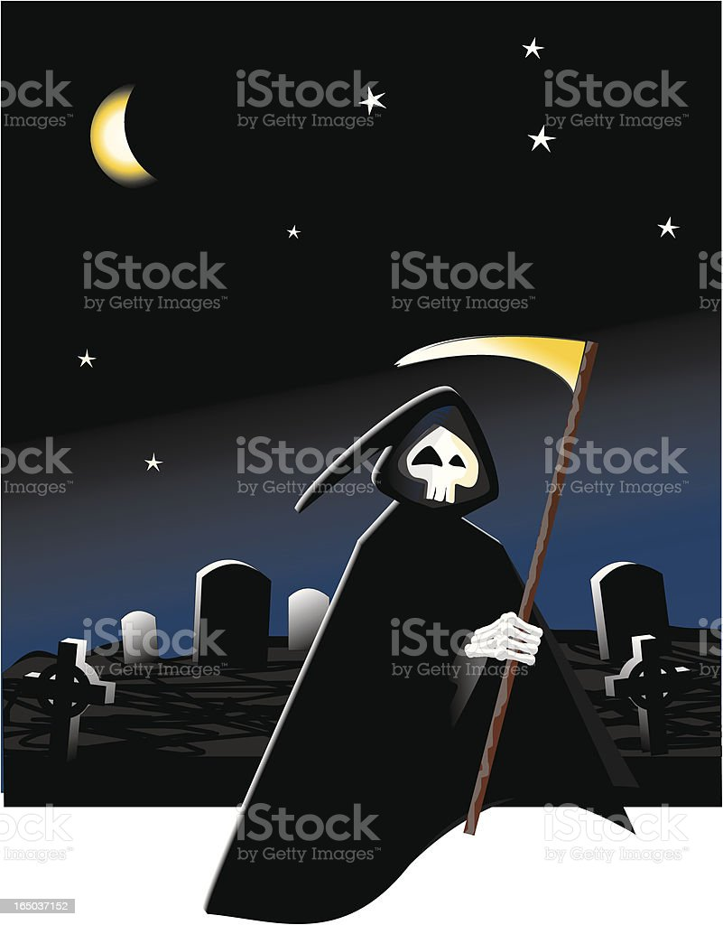creepy night walk royalty-free creepy night walk stock vector art & more images of afterlife