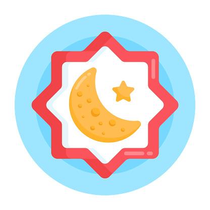 Crescent Badge