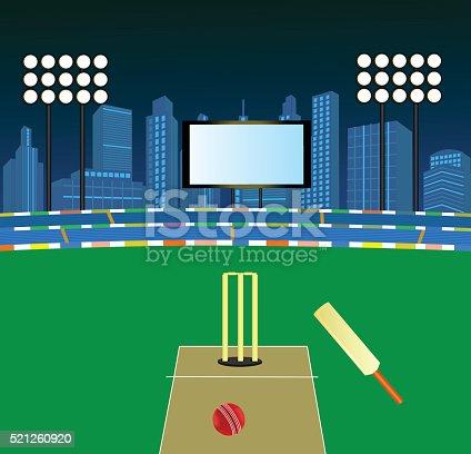istock Cricket Stadium 521260920
