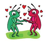 crickets love